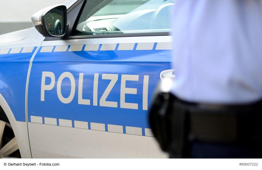 Polizei gegen Falschparker